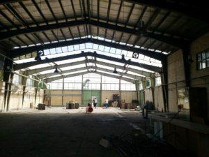تصویر ساخت کارخانه آریا سپهر کیهان 3
