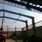 تصویر ساخت کارخانه آریا سپهر کیهان 9