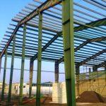 تصویر ساخت کارخانه آریا سپهر کیهان 17