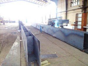 تصویر ساخت کارخانه آریا سپهر کیهان 18
