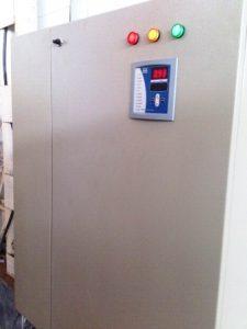 تصویر بانک خازنی کارخانه دلتا پانل 5