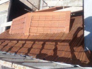 تصویر پوشش سقف ویلایی خانه مهندس علیزاده 1