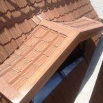 تصویر پوشش سقف ویلایی خانه مهندس علیزاده 2