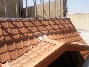 تصویر پوشش سقف ویلایی خانه مهندس علیزاده 3
