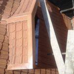 تصویر پوشش سقف ویلایی خانه مهندس علیزاده 4