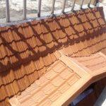 تصویر پوشش سقف ویلایی خانه مهندس علیزاده 5