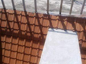 تصویر پوشش سقف ویلایی خانه مهندس علیزاده 6