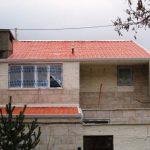 تصویر پوشش سقف ویلایی خانه دکتر لطفی 1