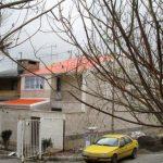 تصویر پوشش سقف ویلایی خانه دکتر لطفی 2