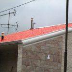 تصویر پوشش سقف ویلایی خانه دکتر لطفی 3