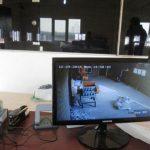 تصویر دوربین مدار بسته کارخانه تولید داکت 5