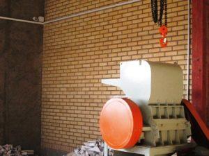 تصویر دوربین مدار بسته کارخانه تولید داکت 3