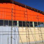 تصویر ساخت کارخانه آریا سپهر کیهان 38