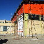 تصویر ساخت کارخانه آریا سپهر کیهان 49