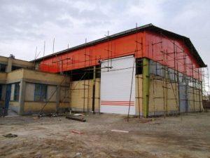 تصویر ساخت کارخانه آریا سپهر کیهان 50