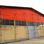 تصویر ساخت کارخانه آریا سپهر کیهان 43