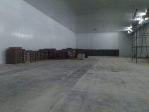 تصویر نصب ساندویچ پانل سردخانه 20000 تنی 50