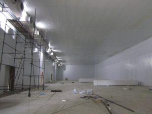تصویر نصب ساندویچ پانل سردخانه 20000 تنی 36