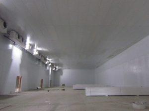تصویر نصب ساندویچ پانل سردخانه 20000 تنی 37