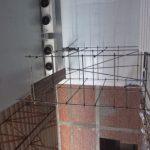 تصویر نصب ساندویچ پانل سردخانه 20000 تنی 40