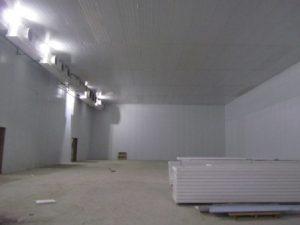 تصویر نصب ساندویچ پانل سردخانه 20000 تنی 29