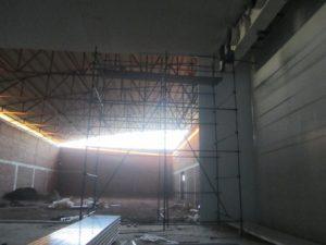 تصویر نصب ساندویچ پانل سردخانه 20000 تنی 34