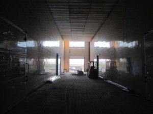 تصویر نصب ساندویچ پانل سردخانه 20000 تنی 23