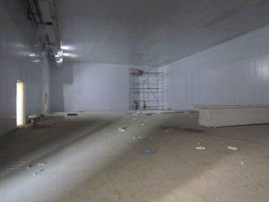 تصویر نصب ساندویچ پانل سردخانه 20000 تنی 24