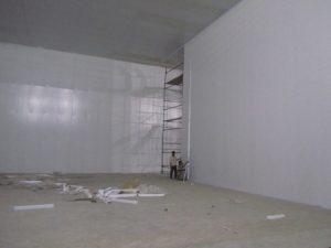 تصویر نصب ساندویچ پانل سردخانه 20000 تنی 15