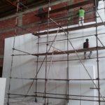 تصویر نصب ساندویچ پانل سردخانه 20000 تنی 3