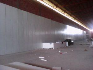 تصویر نصب ساندویچ پانل سردخانه 20000 تنی 5
