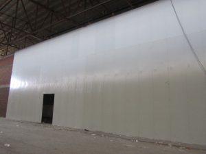 تصویر نصب ساندویچ پانل سردخانه 20000 تنی 10