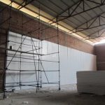 تصویر نصب ساندویچ پانل سردخانه 20000 تنی 12