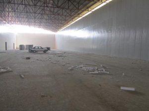 تصویر نصب ساندویچ پانل سردخانه 20000 تنی 14