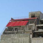 تصویر پوشش ساندویچ پانل ساختمان مسکونی 3