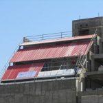 تصویر پوشش ساندویچ پانل ساختمان مسکونی 4
