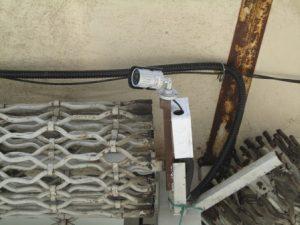 تصویر دوربین مدار بسته نمایشگاه اتومبیل سام 2