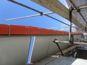 تصویر ساخت سقف ویلایی با ساندویچ پانل پلی یورتان 3