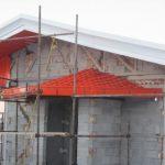 تصویر ساخت سقف ویلایی با ساندویچ پانل پلی یورتان 7