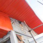 تصویر ساخت سقف ویلایی با ساندویچ پانل پلی یورتان 18