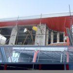 تصویر ساخت سقف ویلایی با ساندویچ پانل پلی یورتان 24