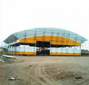طراحی فروش و نصب ساندویچ پانل در زنجان
