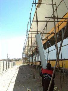 تصویر طراحی فروش و نصب ساندویچ پانل در زنجان 2