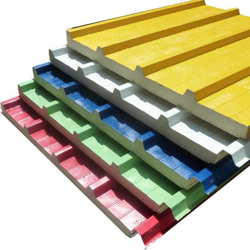 با ساندویچ پانل ها بهترین ها را برای سازه های خود تهیه کنید ...