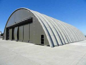 ساندویچ پنل برای سقف قوس دار