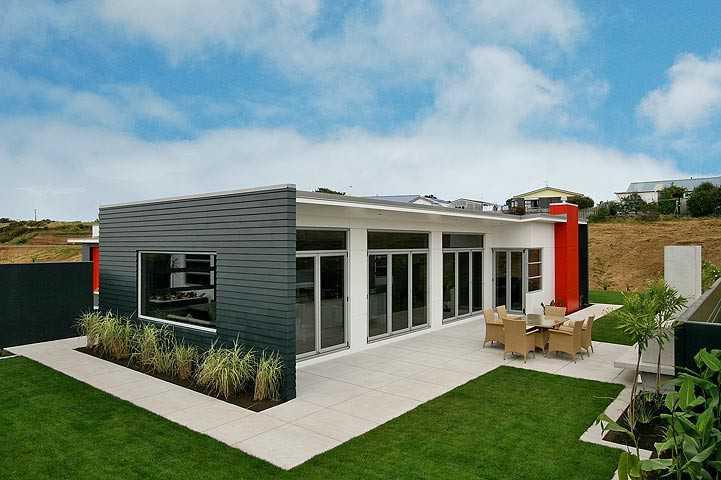 ساندویچ پانل در معماری